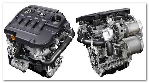 мотор Volkswagen 2.0 TDI