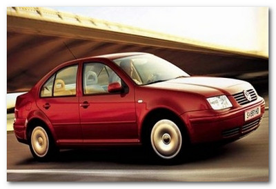 Volkswagen Bora 4Motion