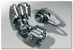 сцепление VW Jetta
