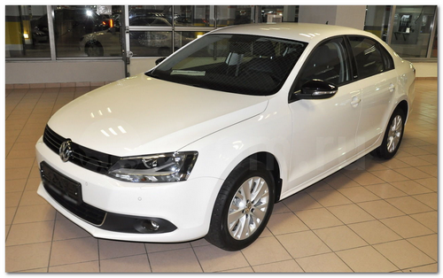 Jetta 1.6 AT Style