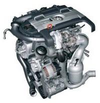 TSI двигатель