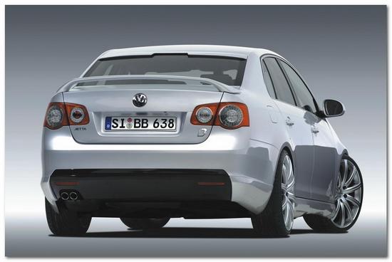 VW Jetta TSI