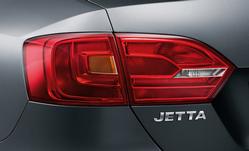 Экстерьер VW Jetta - задние фонари