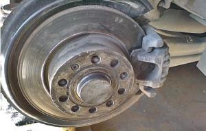 задняя ступица VW Jetta
