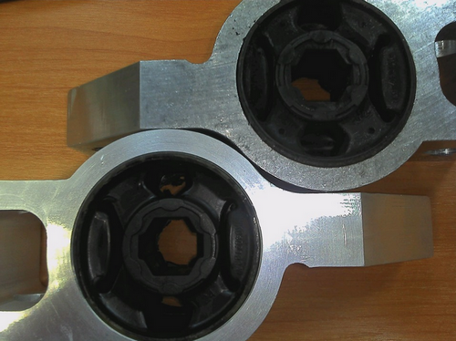 Задние сайлентблоки передних рычагов Volkswagen Jetta