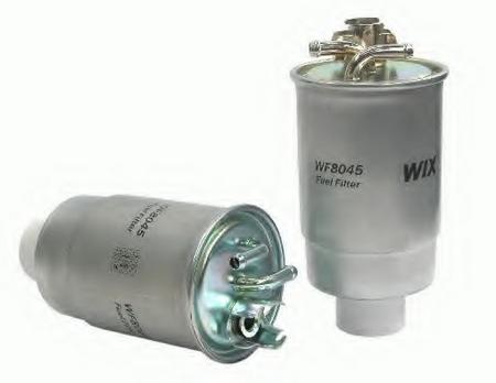 Фильтр топливный на VW Jetta
