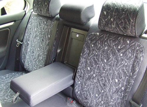 Чехлы для задних сидений VW Jetta