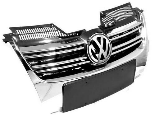 Решетка радиатора VW Jetta 5