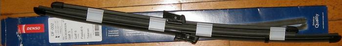 Щетки стеклоочистителя Denso DF-002