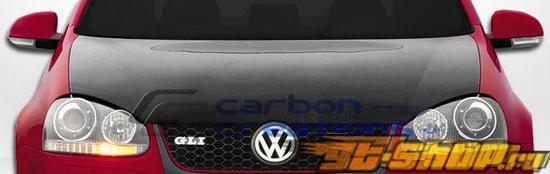 Карбоновый капот для Volkswagen Jetta