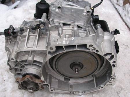 Запчасти - АКПП (коробка автомат) на Volkswagen Jetta 2012 - 2013 годов выпуска