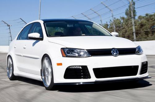 Уникальный дизайн Volkswagen Jetta