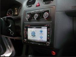 Штатное головное устройство Volkswagen Jetta + 3G интернет