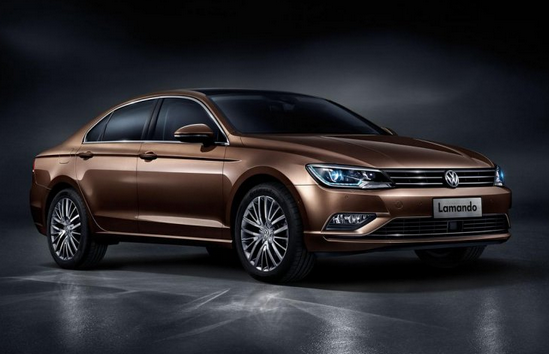 Volkswagen Lamando: аналог Jetta для Китая